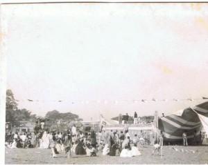 ১৬ই ডিসেম্বর, ১৯৭১, রেসকোর্স, ঢাকা।
