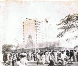 ১৬ই ডিসেম্বর, ১৯৭১, ঢাকা।