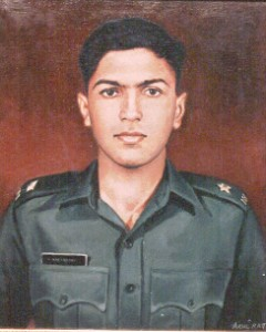 শহীদ অরুন ক্ষেত্রপাল, পরম বীর চক্র