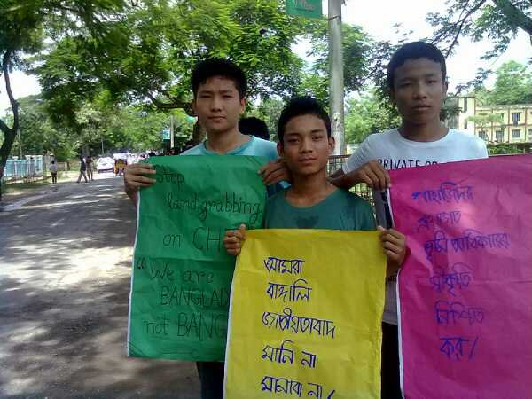 আমরা বাঙালী জাতীয়তাবাদ মানি না, মানবো না